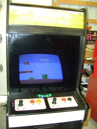 Sup Mario coin op